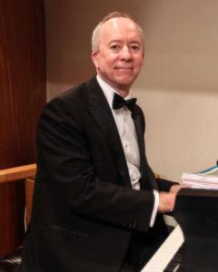 Mark Hayes - at piano 1