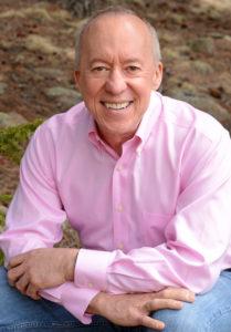Mark Hayes -pink shirt